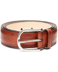 Paul Smith - Signature Stripe Keeper Leather Belt - Lyst