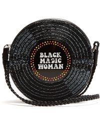 Sarah's Bag - Black Magic Woman Crossbody Bag - Lyst