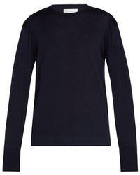 Officine Generale - Nina Merino-wool Sweater - Lyst