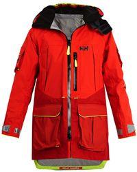 Helly Hansen | Aegir Ocean Hooded Jacket | Lyst