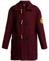 Vivienne Westwood Anglomania - Wool Blend Duffle Coat - Lyst