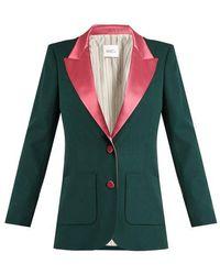 Racil - Yorkshire Single-breasted Wool Blazer - Lyst