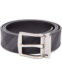d27ec61fdb5a Lyst - Burberry Belts - Men s Burberry Leather Belts Online Sale