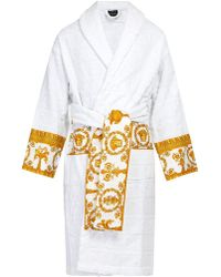 4a6d166be4 Shop Men s Versace Dressing gowns and robes Online Sale
