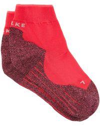 Falke - Ru4 Running Ankle Socks - Lyst
