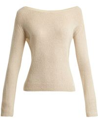 Kolbie cashmere and silk-blend fine-knit sweater Brock Collection Cheap Purchase New Arrival Cheap Price Clearance Enjoy Discount 100% Authentic Online 1UcqEF