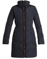 Moncler - Alnus High-neck Down-filled Coat - Lyst