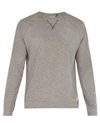 Paul Smith - - Haut de pyjama en jersey de coton à col ras du cou - Lyst