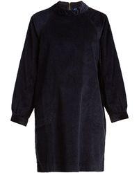 M.i.h Jeans - Inigo Cotton Blend Corduroy Mini Dress - Lyst