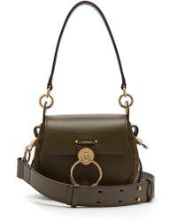 Chloé - Tess Small Leather Cross Body Bag - Lyst