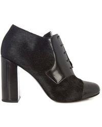 Max Mara - Zeus Oxford Court Shoes - Lyst