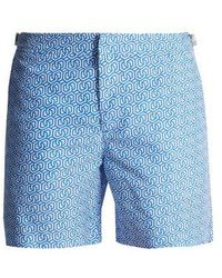 Orlebar Brown - Bulldog Themis Swim Shorts - Lyst