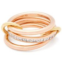Spinelli Kilcollin - René 18kt & Diamond Ring - Lyst