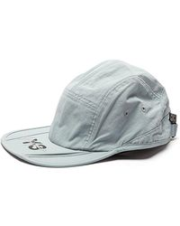 Y-3 - Logo Print Embroidered Foldable Cap - Lyst