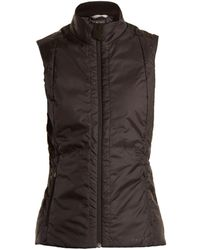 Falke - Insulated Sleeveless Performance Jacket - Lyst