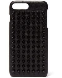 Christian Louboutin - Spike Iphone Plus Case - Lyst