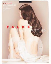 Falke - Pure Matte 20 Denier Tights - Lyst