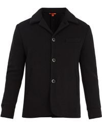 Barena | Single-breasted Wool-blend Knit Blazer | Lyst