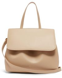 Mansur Gavriel - Mini Lady Leather Cross-body Bag - Lyst