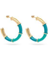 Rosantica By Michela Panero - Scarabeo Drop Earrings - Lyst