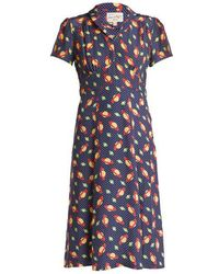 HVN - Morgan Planet Dress - Lyst