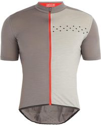 Fred Perry Bradley Wiggins Colour Block Cycling Shirt for Men - Lyst 666474015