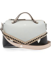 Fendi - By The Way Monster Eyes Mini Bag - Lyst