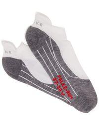 Falke - Ru4 Invisible Running Socks - Lyst