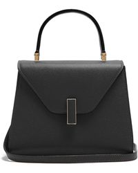 Valextra - Iside Large Leather Bag - Lyst