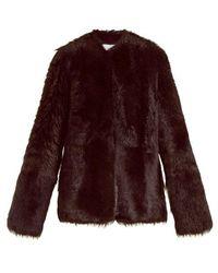 Raey - 1970s Shearling Coat - Lyst