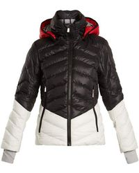 8841e13c84 Lyst - Adidas Performance Essentials Black Technical Jacket Women s ...