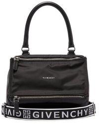 Givenchy - - Pandora Nylon Bag - Womens - Black - Lyst