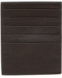Rick Owens - Leather Cardholder - Lyst