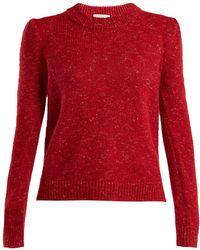 Isa Arfen - Speckle Detail Sweater - Lyst