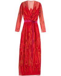 Zandra Rhodes - Archive I The 1985 Manhattan Dress - Lyst