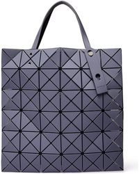d96f8e57e2 Bao Bao Issey Miyake Lucent Black Bag With Triangular Pattern in ...