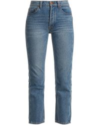 Bliss and Mischief | Collector-fit High-rise Jeans | Lyst