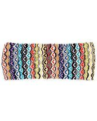 Missoni - - Punto Sepente Headband - Womens - Multi - Lyst