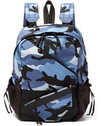 Valentino - Sac à dos à imprimé camouflage - Lyst