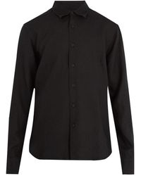Orlebar Brown - Meden Point-collar Linen Shirt - Lyst