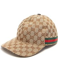Lyst - Gucci Baseball Cap With Ny Yankeestm Patch in Black for Men 5ad22cf1961