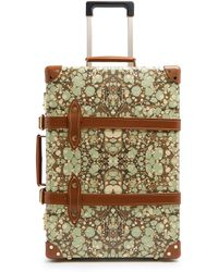 Globe-Trotter - X Matchesfashion.com Centenary 20′′ Cabin Suitcase - Lyst