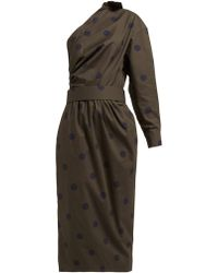 Max Mara - Angolo Dress - Lyst