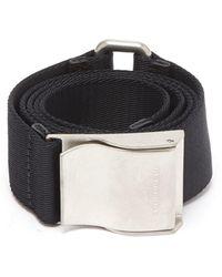 Burberry - Leather Belt - Lyst
