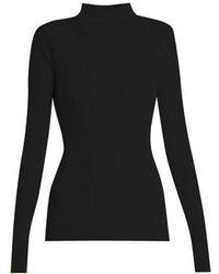 Simone Rocha - Roll-neck Ribbed-knit Jumper - Lyst