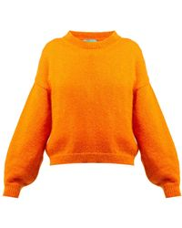M.i.h Jeans - Jackson Mohair Blend Sweater - Lyst