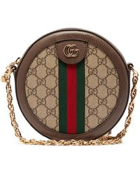 523c58ab57dc Gucci - Ophidia Gg Supreme Canvas Cross Body Bag - Lyst
