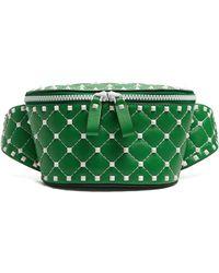 Valentino | Free Rockstud Belt Bag | Lyst