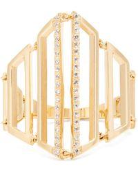 Susan Foster - Diamond & Yellow Gold Ring - Lyst