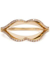 Raphaele Canot - Omg! Diamond & Yellow-gold Ring - Lyst